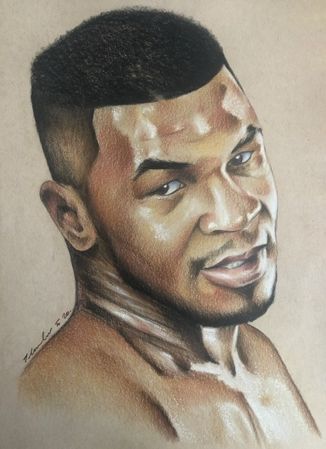 Mike Tyson by TraceyLawler
